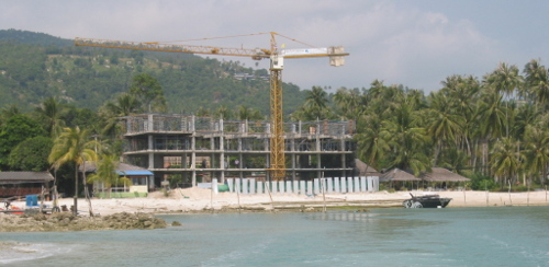 Building and Construction services in Koh Samui